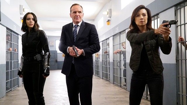 Marvel's Agents of S.H.I.E.L.D. - Staffel 4