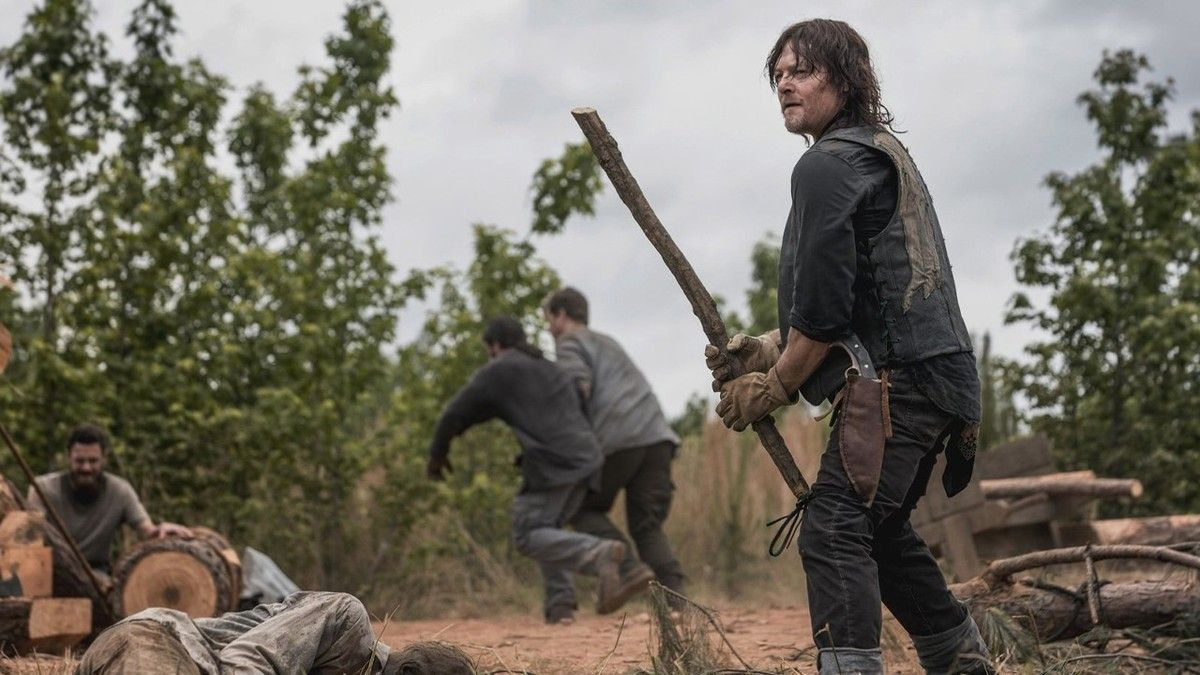 The Walking Dead - Die komplette neunte Staffel