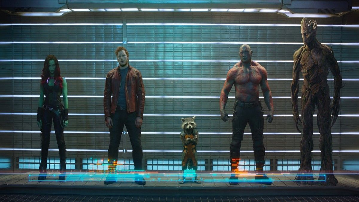 """Guardians of the Galaxy Vol. 3"" ohne Warlock"