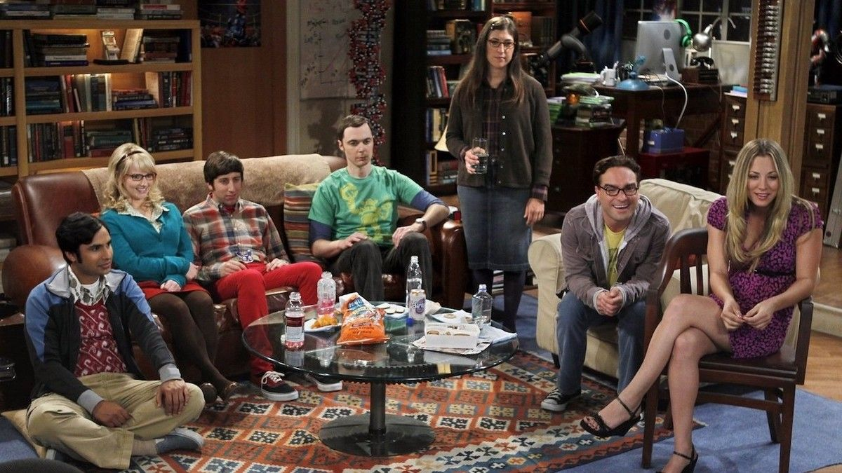 The Big Bang Theory & Co – Eine Statistik