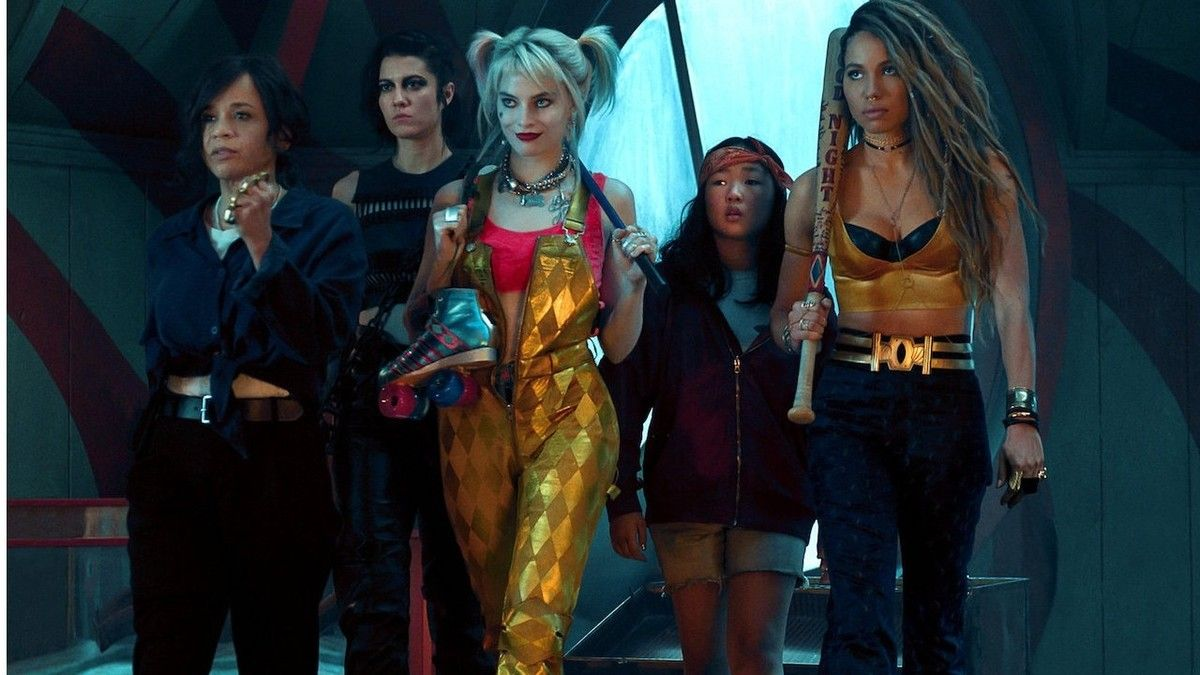 Birds of Prey - Neuer Trailer